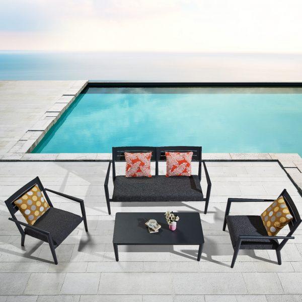 Garden Life Outdoor Living - Higold 'Brus' kerti ülőgarnitúra