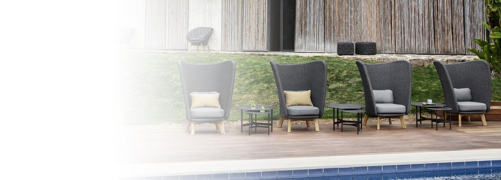 Garden Life Outdoor Living - Balkon szett