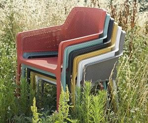 Műanyag / akril kerti bútor