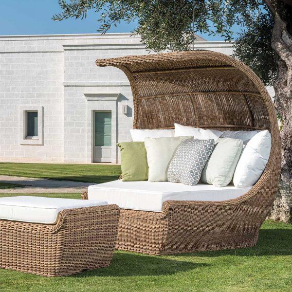 Garden Life Outdoor Living - Braid 'CLOE Shell' kerti napozó