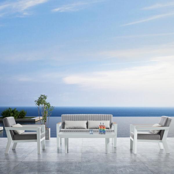 Garden Life Outdoor Living - Higold 'CHAMPION' kerti ülőgarnitúra