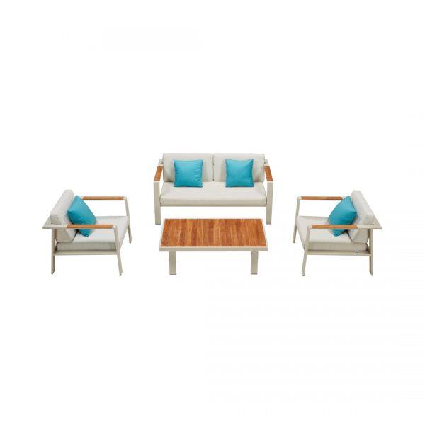 Garden Life Outdoor Living - Higold 'NOFI' kerti ülőgarnitúra