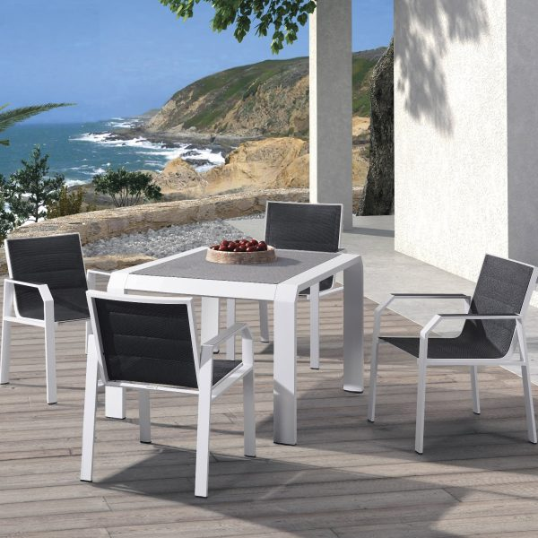 Garden Life Outdoor Living - Higold 'NOMAD' kerti étkezőgarnitúra