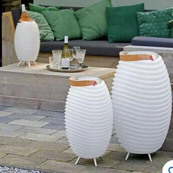 Garden Life Outdoor Living - Kooduu 'SYNERGY' Bluetooth Speaker Lamp