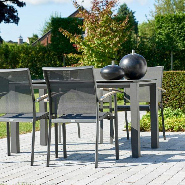 Garden Life Outdoor Living - Life 'CONCEPT' 4 személyes kerti étkezőgarnitúra