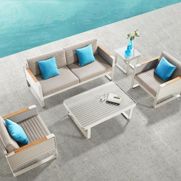 Garden Life Outdoor Living - Higold 'AIRPORT' kerti ülőgarnitúra