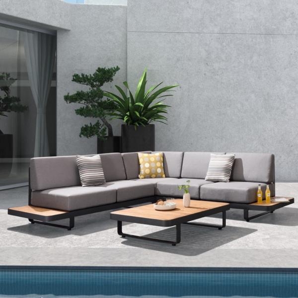Garden Life Outdoor Living - Higold 'NEW POLO' kerti sarok ülőgarnitúra