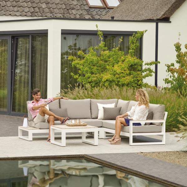 Garden Life Outdoor Living - Life 'MALLORCA' kerti sarok ülőgarnitúra