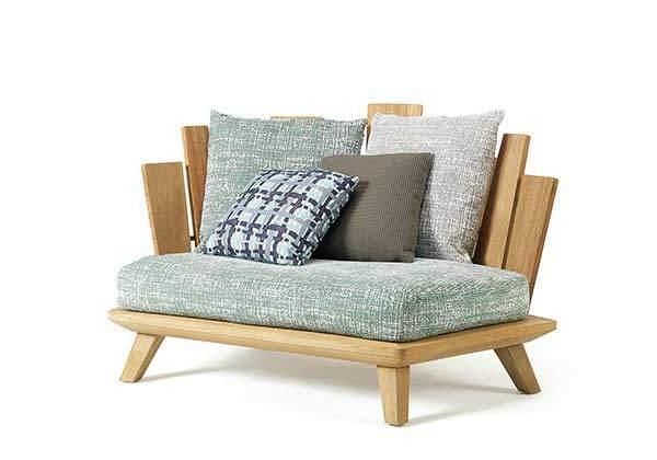 Garden Life Outdoor Living - Ethimo Rafael Lounge kanapé