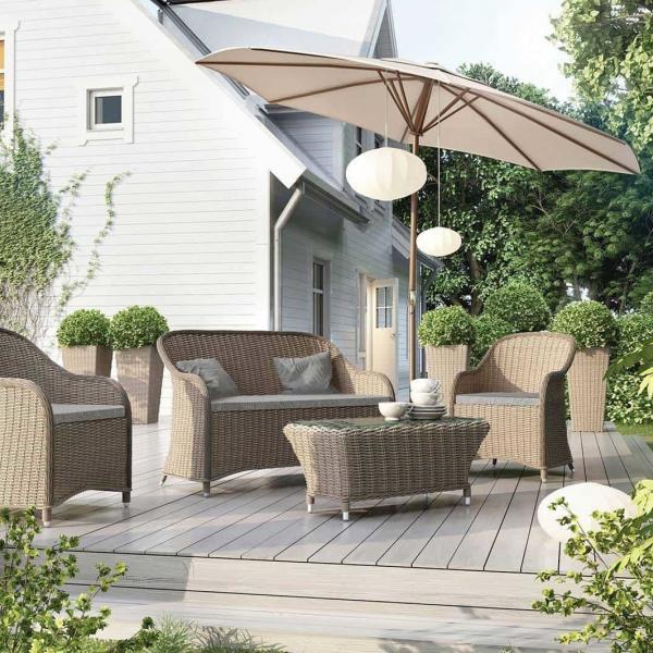 Garden Life Outdoor Living - Oltre LEONARDO ROYAL kerti ülőgarnitúra