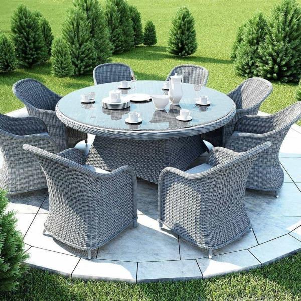 Garden Life Outdoor Living - Oltre RONDO ROYAL kerti étkezőgarnitúra