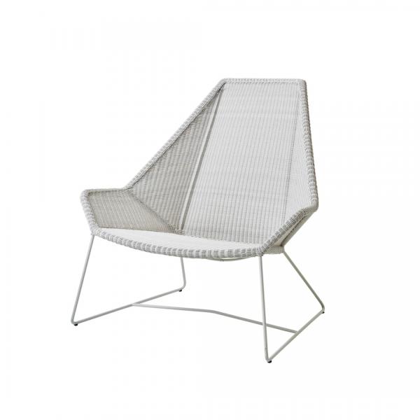 Garden Life Outdoor Living - Cane-line 'Breeze' magas hátú kerti szék