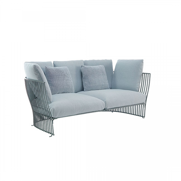 Garden Life Outdoor Living - Ethimo 'Venexia' 2 személyes kanapé