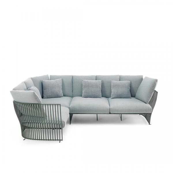 Garden Life Outdoor Living - Ethimo 'Venexia' Modular Sofa