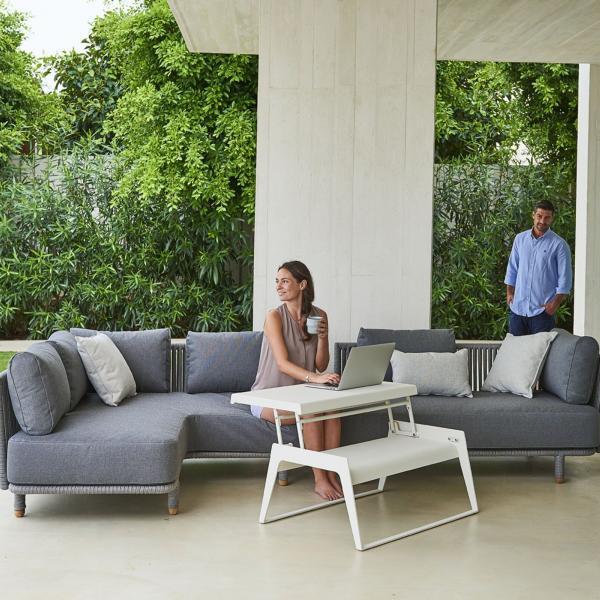Garden Life Outdoor Living - Can-line 'Moments' kerti sarok lounge ülőgarnitúra