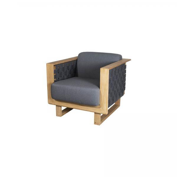 Garden Life Outdoor Living - Can-line 'Angle' kerti lounge fotel