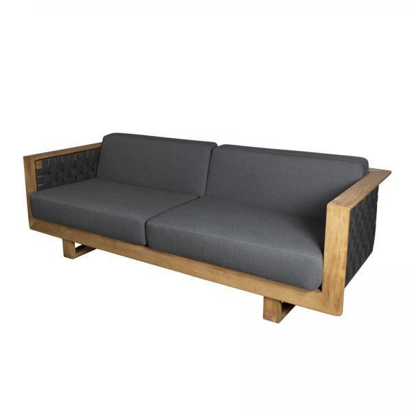 Garden Life Outdoor Living - Can-line 'Angle' kerti lounge kanapé
