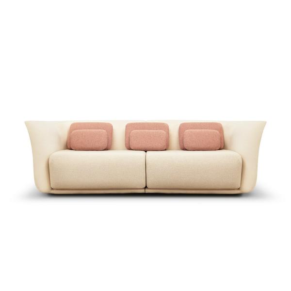 Garden Life Outdoor Living - Vondom SUAVE moduláris 2 személyes kanapé