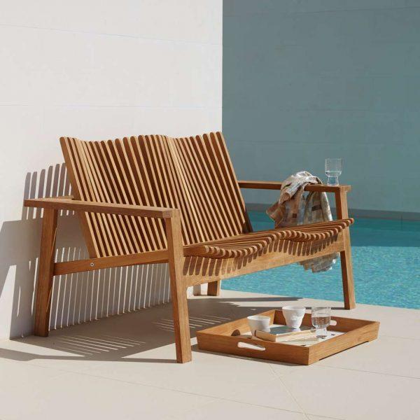 Garden Life Outdoor Living - Cane-line AMAZE sofa