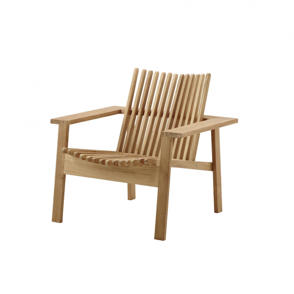 Garden Life Outdoor Living - Cane-line AMAZE lounge chair