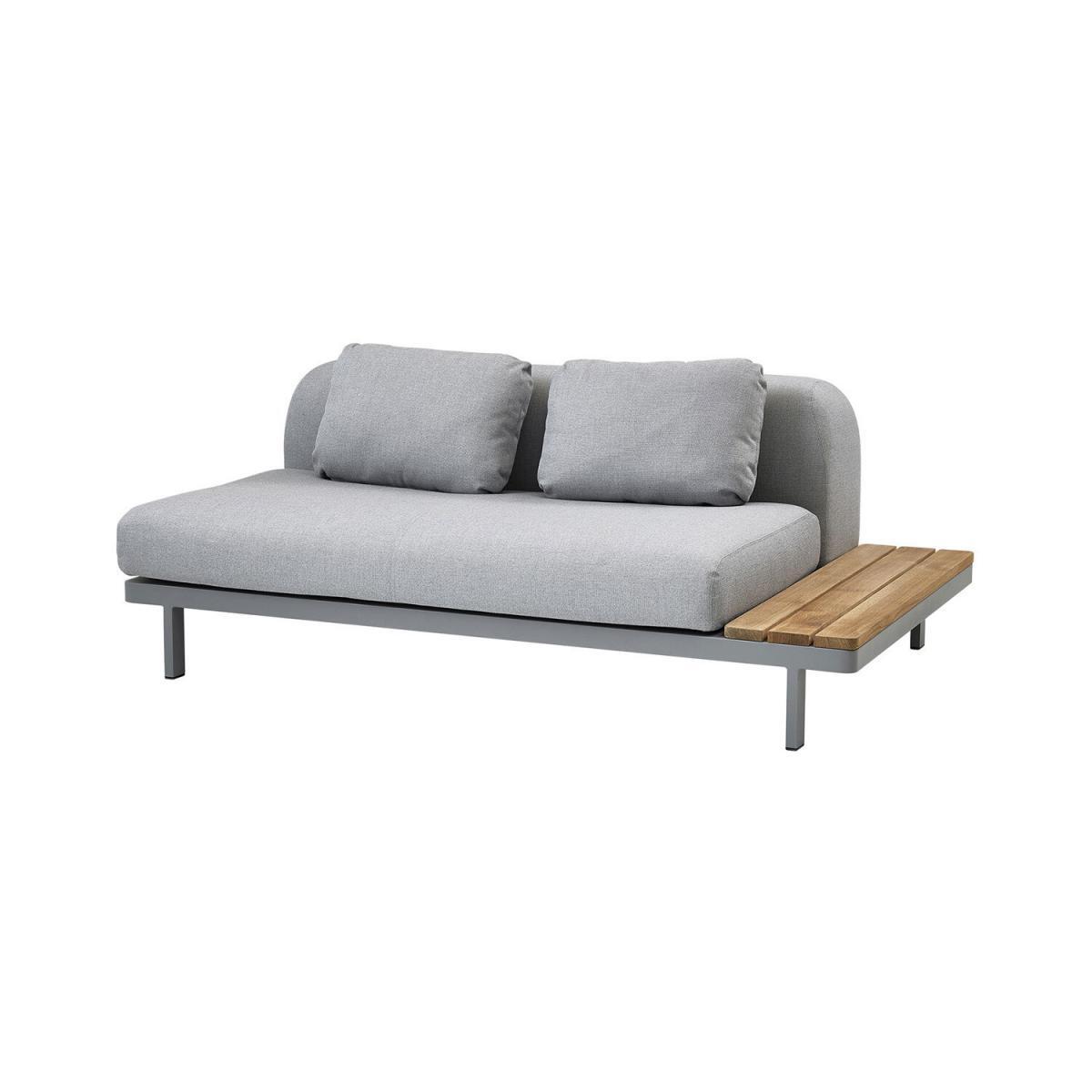 Garden Life Outdoor Living - Cane-line SPACE kerti luxus kanapé