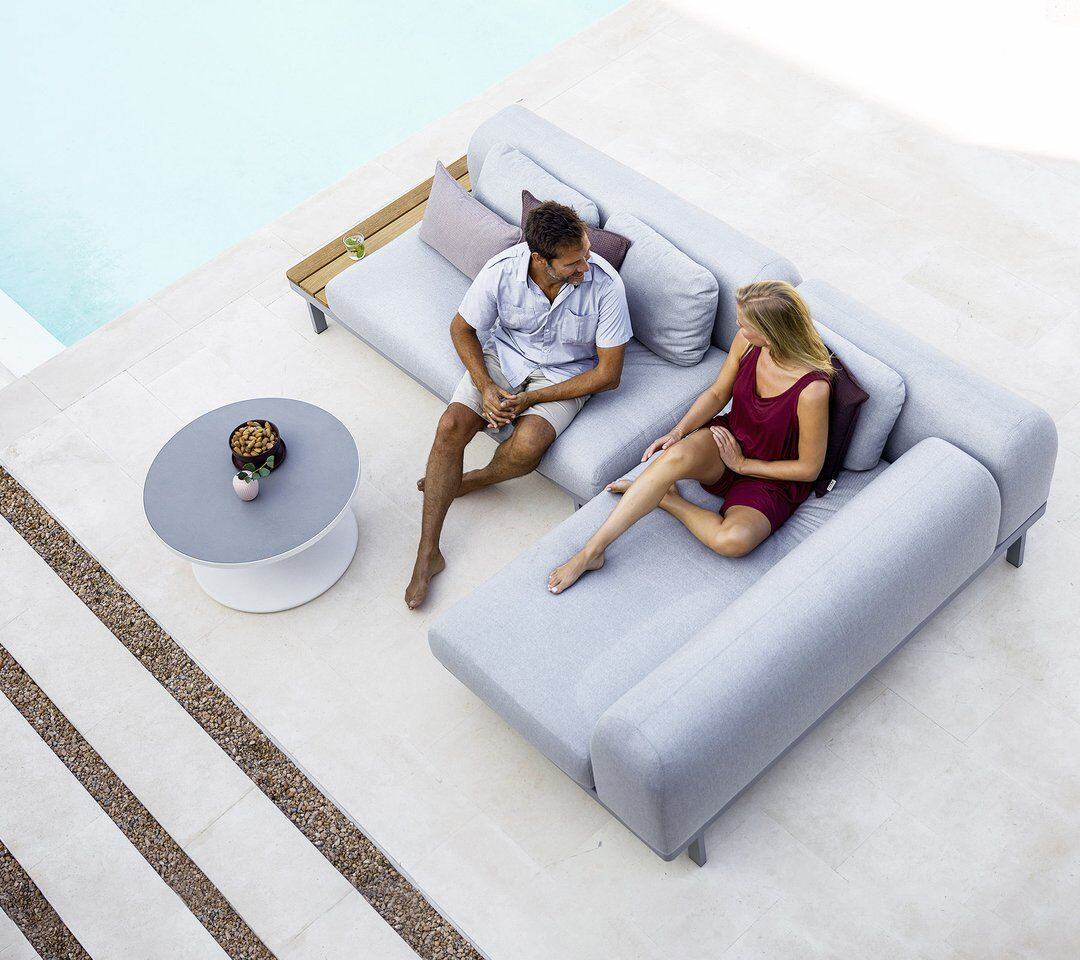 Garden Life Outdoor Living - Cane-line SPACE kerti luxus ülőgarnitúra