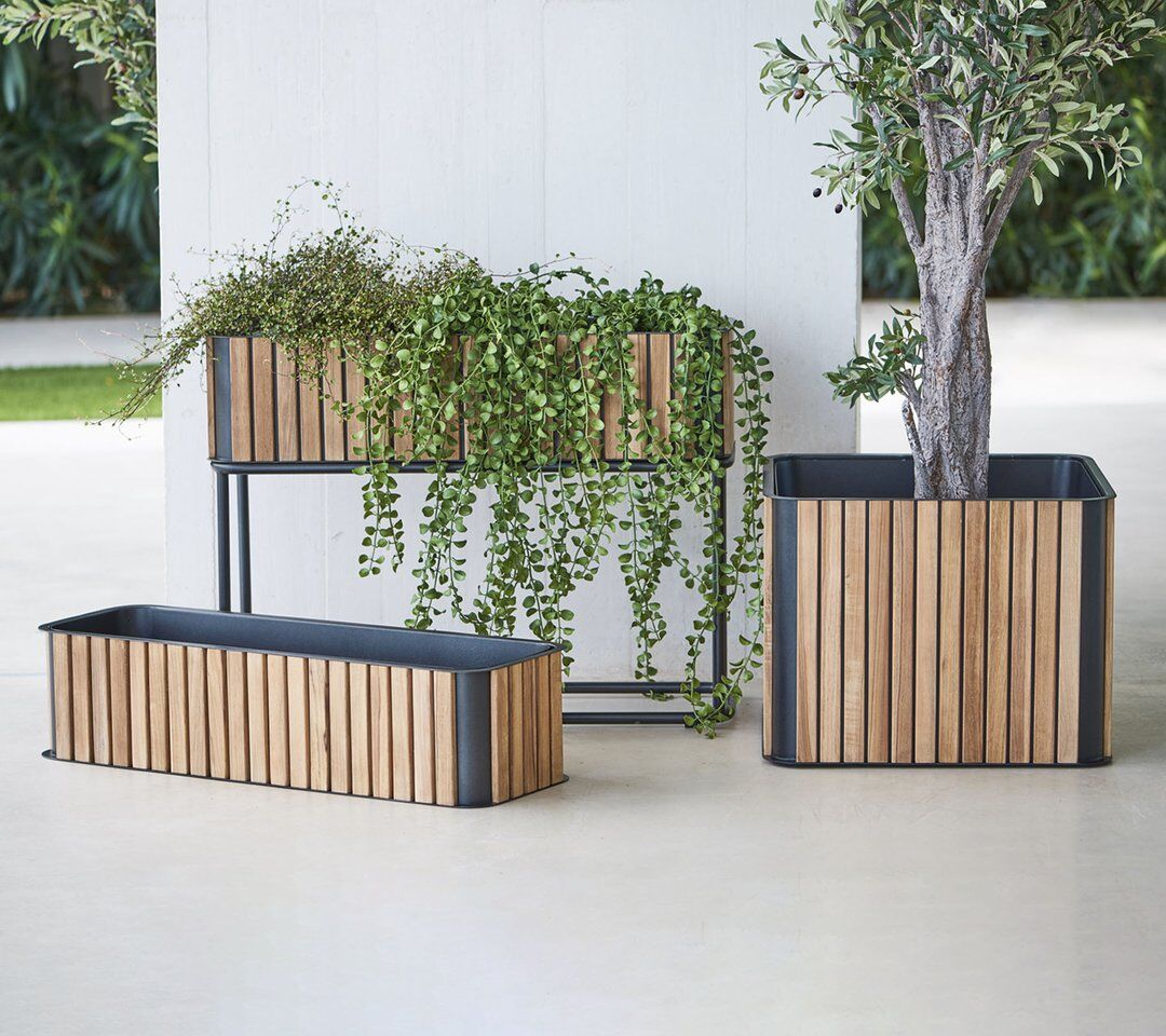 Garden Life Outdoor Living - Cane-line COMBINE kerti virágláda