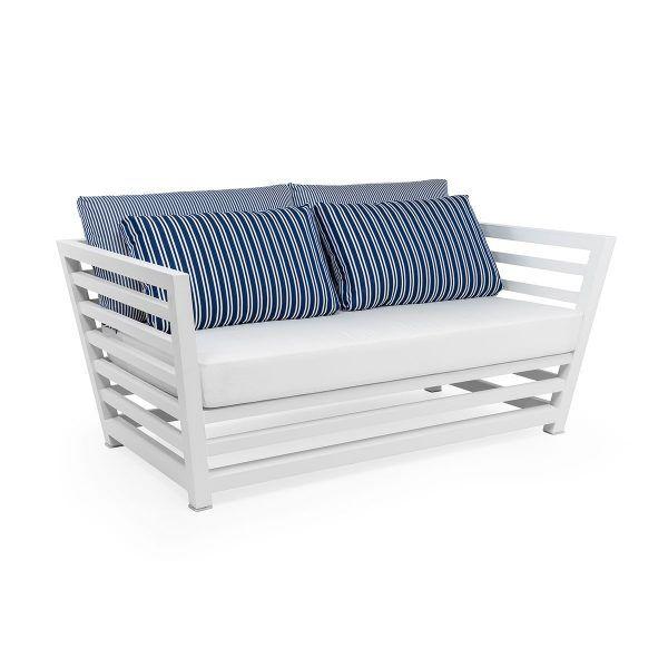 Garden Life Outdoor Living - Braid - TECLA 2 személyes kanapé