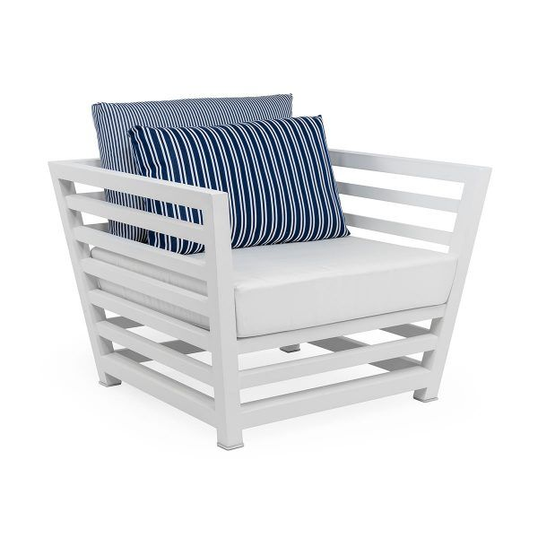 Garden Life Outdoor Living - Braid - TECLA Lounge Fotel