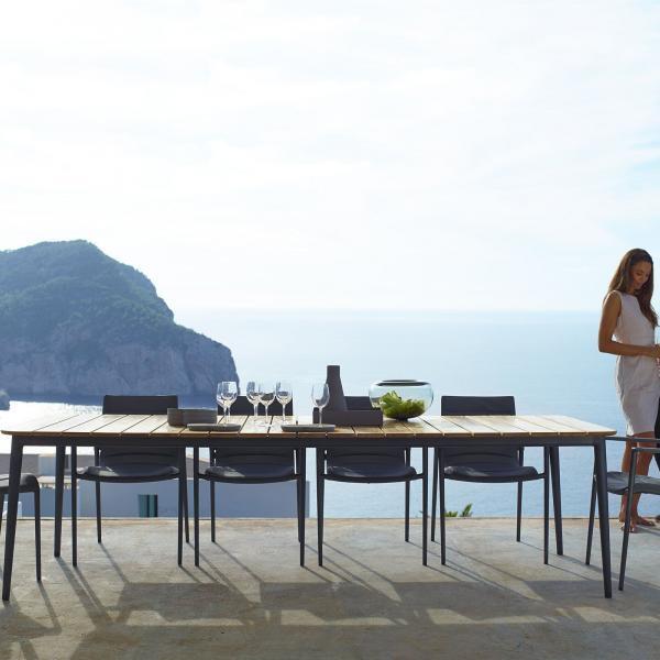 Garden Life Outdoor Living - Cane-line CORE 8 személyes étkezőgarnitúra
