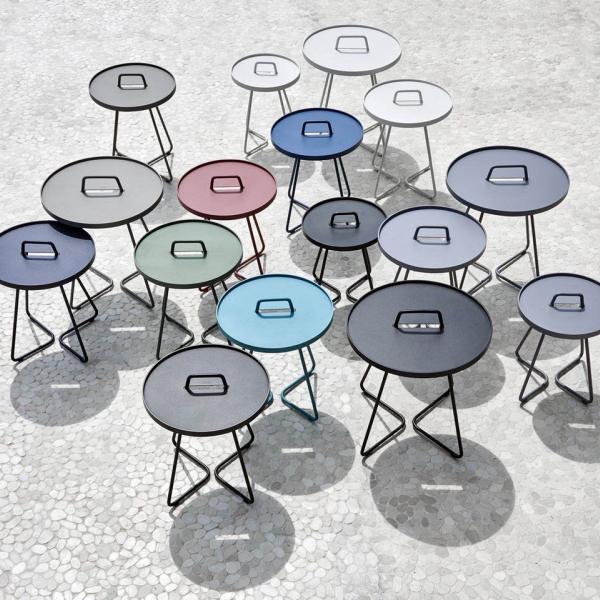 Garden Life Outdoor Living - Cane-line ON-THE-MOVE kerti asztalka