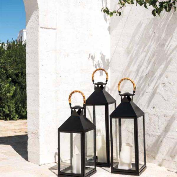 Garden Life Outdoor Living - Braid Leonia lámpás
